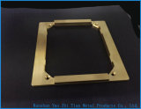 金属部分が付いている高い量のCNCによって機械で造られる部品