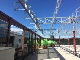 PIR thermische Isolierungs-ökonomische Kosten-struktureller Stahlpavillion