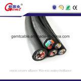 De Flexibele Elektrische Kabel van de veiligheid rv