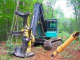 숲 기계를 위한 고압 액압 실린더