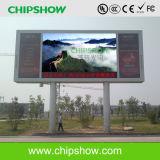Exposição do quadro de avisos do diodo emissor de luz do anúncio ao ar livre de cor cheia de Chipshow P16