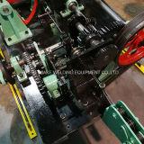 フルオートの二重単位ワイヤーとげがある作成機械