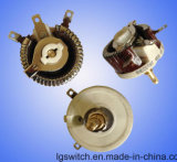 Resistore rotativo del resistore 25W Rvariable di potere del ptc