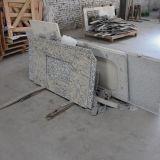 中国灰色のCountetopの浴室のための工場価格の花こう岩のカウンタートップ