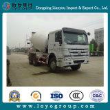 El tanque Pumptruck del mezclador concreto de Sinotruk HOWO 371HP 6X4 6-12m3