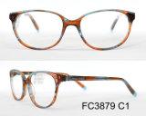 Frame do acetato dos vidros óticos do espetáculo da venda por atacado do produto novo de China com os bens conservados em estoque prontos da alta qualidade com MOQ