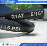 Industrie-Gummihydraulischer Hochdruckschlauch, Tuch-flexibler Oberflächenschlauch