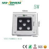 IP67에 있는 정연한 모양 3W-36W LED 지하 빛