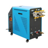 27L/min*2 pompe à huile Échangeur de chaleur de la machine de la température du moule