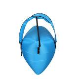 Воздух заполнения спальный мешок 210d надувные ленивой шезлонге диван воздуха на пляже с солнцезащитная шторка