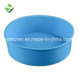 100% Food Grade круглый пирог пресс-форма силиконового герметика