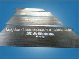 La plaque d'usure de carbure de chrome résistant pour le soudage