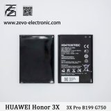 Batterie initiale de téléphone mobile pour l'honneur 3X PRO 3000mAh de Hb476387rbc Huawei