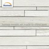 Le mattonelle esterne della parete anteriore della Camera progettano le pietre esterne decorative del marmo del mosaico