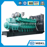 Groupe électrogène diesel industriel ouvert du bâti 1200kw/1500kVA Yuchai