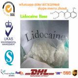 Chlorhydrate anesthésique local de lidocaïne pour l'anesthésie extérieure 137-58-6