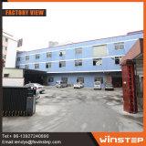 Lâmpada de suspensão da barra preta material do ferro dos fabricantes de Zhongshan