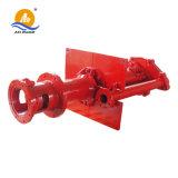 Bp 시리즈 중국은 크롬 또는 고무 수직 집수 슬러리 펌프를 만들었다