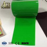 Il PVC di colore verde rigido/ha strutturato/pellicola del Matt per natale Tree&Lawn&Leaves&Greensward