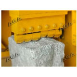 Máquina dividida em pedra hidráulica para cortar granito / borda de mármore / Curb (P90 / 95)