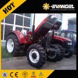 Trattore agricolo Lt554 55HP 4WD di Lutong di prezzi poco costosi piccolo