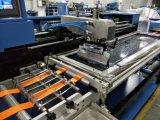 Correas de amarre de un solo color de pantalla automática máquina de impresión