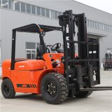 Baixo Forklift Diesel da manutenção 5ton com venda quente do motor de Japão em 2017