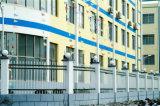 고품질 우아한 장식적인 안전 산업 직류 전기를 통한 강철 담 7-4