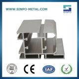 Alliage en aluminium anodisé extruder le profil de la série 6000