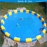 팽창식 가족 비말 실행 수영장, 거대한 팽창식 수영풀