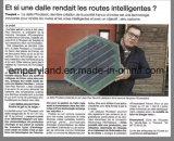 IP68 Smart Array trottoir solaire lumière solaire