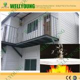Panneau évalué de partition de MgO d'incendie favorable à l'environnement d'approvisionnement