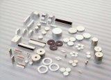 China la fabricación de material magnético de NdFeB SmCo permanentes imanes AlNiCo