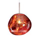 Bola de cristal moderna iluminación Colgante bola de cristal de los países nórdicos de la luz colgante