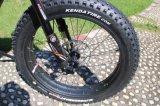 성인을%s 72V 5000W 26inch 바닷가 전기 뚱뚱한 자전거