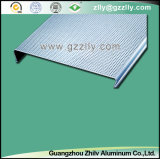 Aluminum C Shaped Strip Stertch Ceiling for Metro