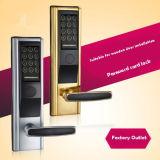 Hotel Casa de la Oficina de la tarjeta inteligente máquinas de seguridad Detector electrónico de la contraseña de bloqueo de la puerta sin llave Bk-002