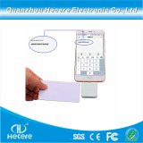 ID 125 kHz/IC RFID Lecteur Smart Phone Android tablette