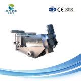 Sistema de Desidratação de imprensa da marca CE para o tratamento de efluentes