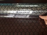 黒い透過伝導性PVC格子カーテンシート