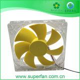 ventilator van het Frame van 120mm de Koelere, Transparante, Ventilator UL,