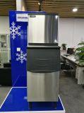 304 스테인리스 공기 500kg/24h Sk 1000 냉각 큰 입방체 제빙기 얼음 만드는 기계