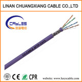 Câble LAN de réseau SFTP Cat5e