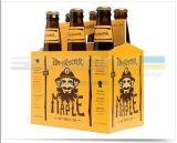 6 contenitori di elemento portante del cartone della bottiglia da birra