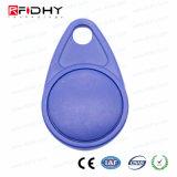 Beste verkaufende kontaktlose ABS RFID Keyfob für Zugriffssteuerung