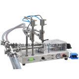Mzh-F líquido Semi-automático Máquina de Llenado de jugo, salsa de tomate, el agua