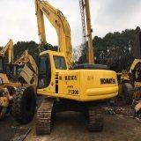 Excavatrice initiale utilisée de KOMATSU PC200-6 d'engine de matériel de machines de construction