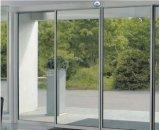 Коммерчески автоматическая алюминиевая дверь сползая стекла