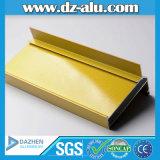 Profil T5 de l'aluminium 6063 du Vietnam avec la taille/couleur personnalisées