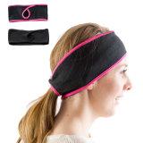 Высокое Качество полиэфирной спандекс печать Headbands Custom спортивные занятия йогой дешевые широкий Headbands волос